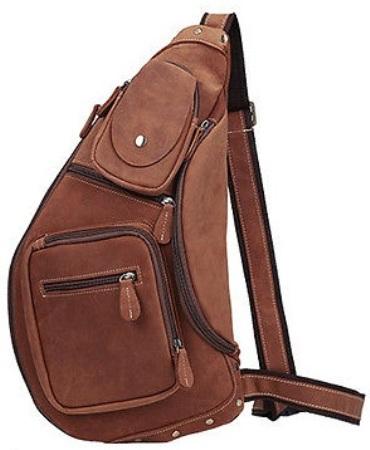 Travel Shoulder Bag for Men -17