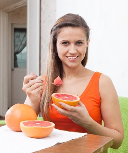 Grapefruits Natural Weight Loss Remedies