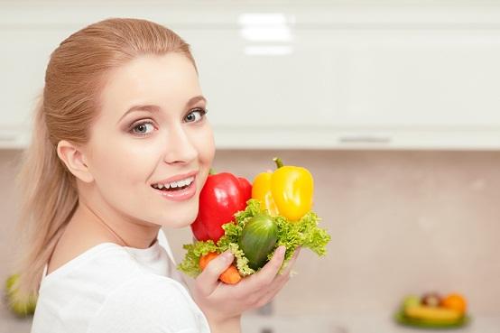 Start from Inside - Eat Healthy