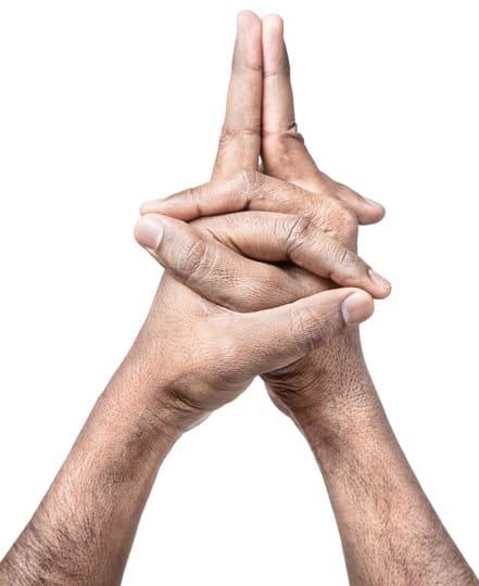 Matangi Hand Mudra