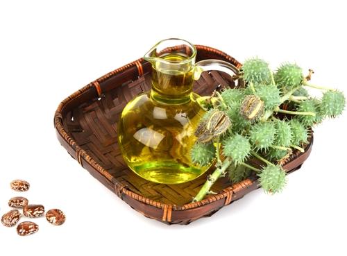 Castor oil for colon cleansing