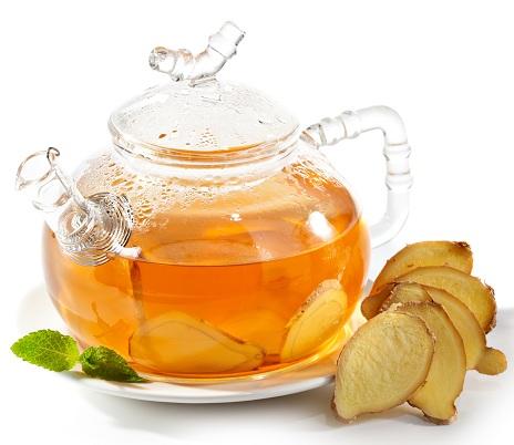 ginger tea for stomach ache