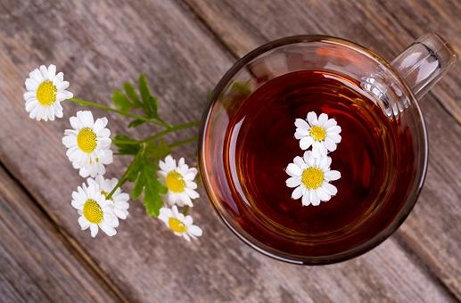 chamomile tea for stomach ache