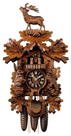 Standing Deer Cuckoo Clocks