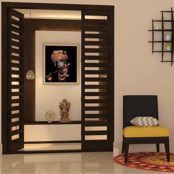 best pooja mandir designs