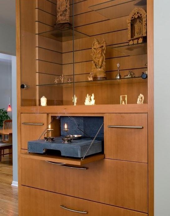 pooja mandir for home designs