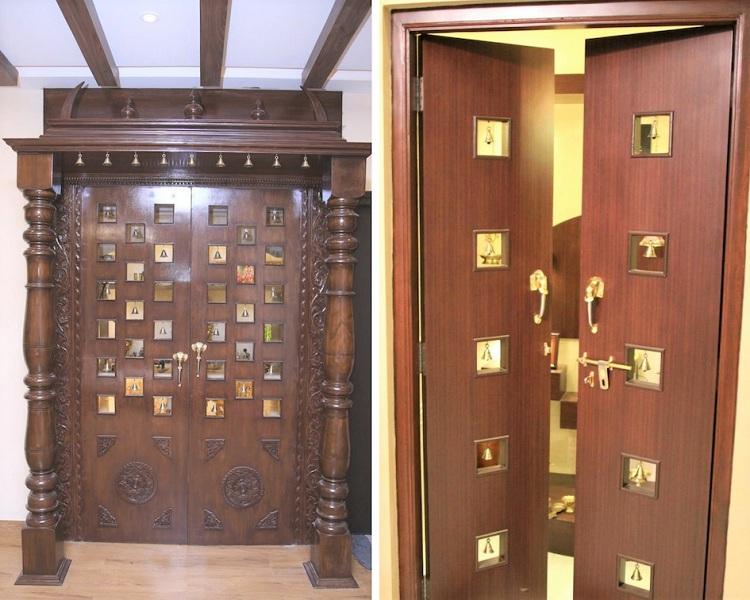 modern pooja room designs