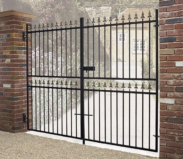 Double Gate Design