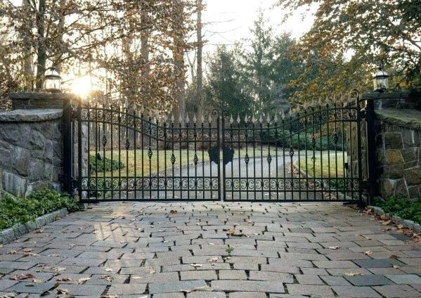 Driveway Gate Designs