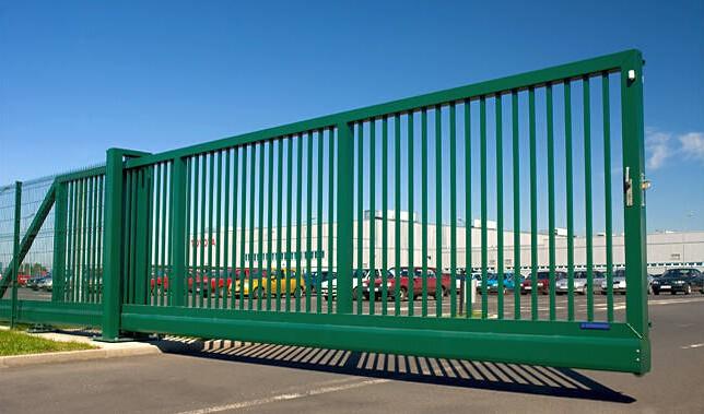 Industrial Gate Design