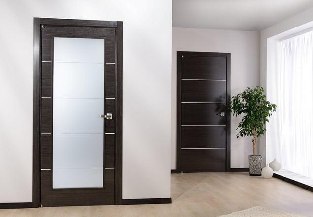 Flat Door Design