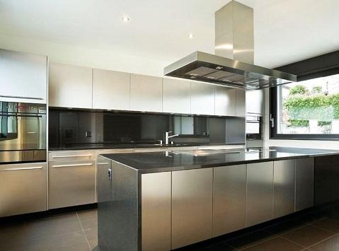 Contemporary Kitchen Cupboard Design
