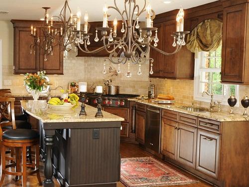 Victorian Kitchen Cupboard Design