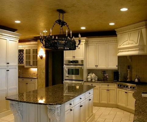 Luxurious Kitchen Cupboard Designs
