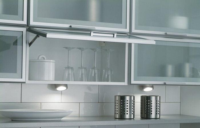 Aluminium Kitchen Cupboard Designs