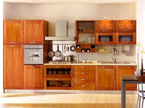 Traditional Kitchen Cupboard Design