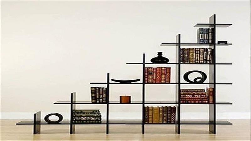 ladder showcase designs for home
