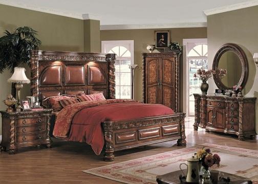 old world bedroom furniture