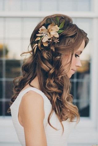 Bridesmaid Hairstyles 18