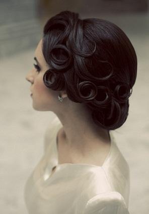 Bridesmaid Hairstyles 20