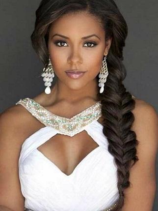 Bridesmaid Hairstyles 21