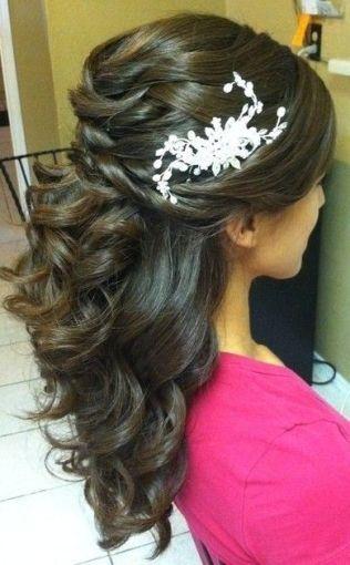 bridesmaid hairstyles9