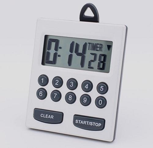 Large Screen Countdown Alarm Cocks