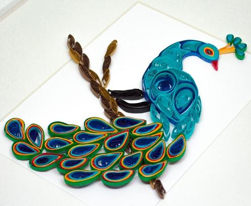 Quilling Paper Craft