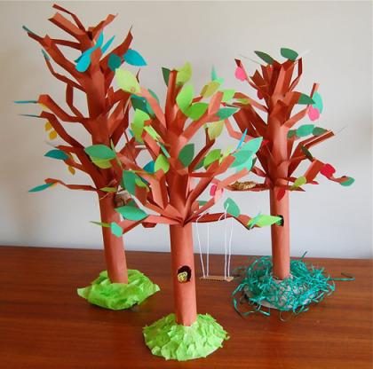 Paper Tree Design