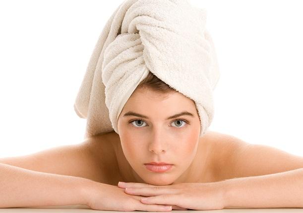 Hair Around towel