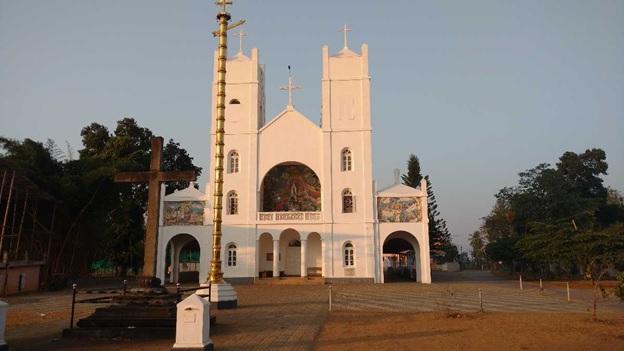 Pallikunnu Church