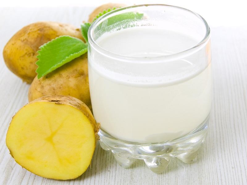 Potato Juice benefits