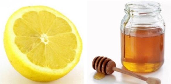 Cinnamon Honey Lemon Face Mask