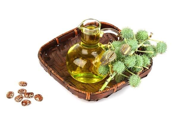 Argan Oil and Castor Oil for Hair
