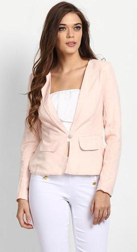 Light Baby pink blazer