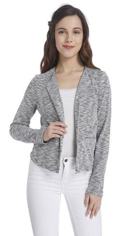 Grey blazer 20