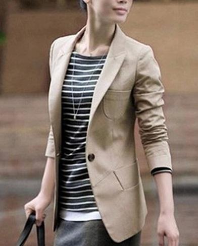 Light brown colour blazer