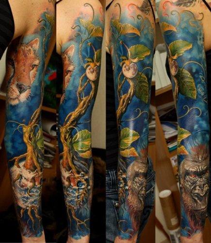 Tattoo Sleeves 5