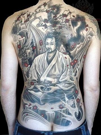 Warrior Tattoo7
