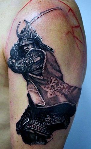 Warrior Tattoo 10