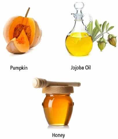 Pumpkin Jojoba Oil And Honey