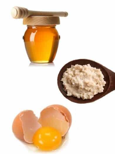 Oatmeal Egg And Honey