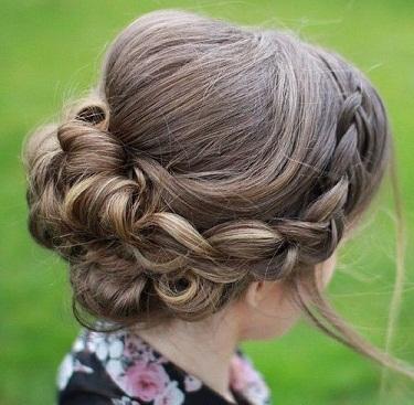 Beautiful Updo Hairstyles 24