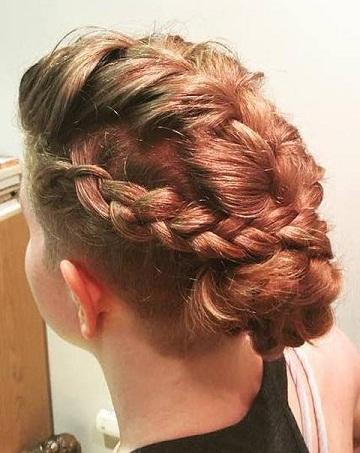 Beautiful Updo Hairstyles 29