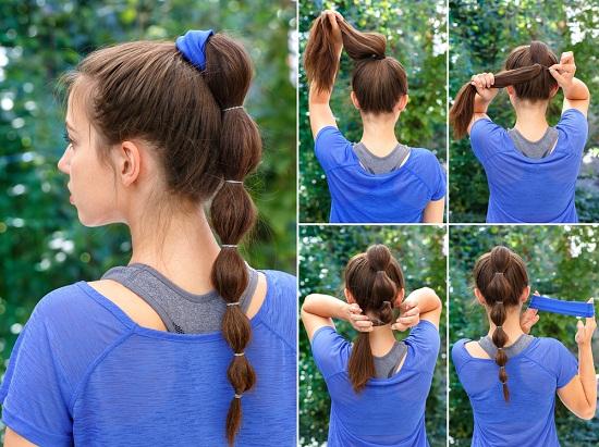 Ponytail Hairstyles Main Image