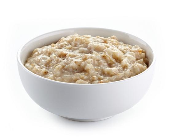 oatmeal paste