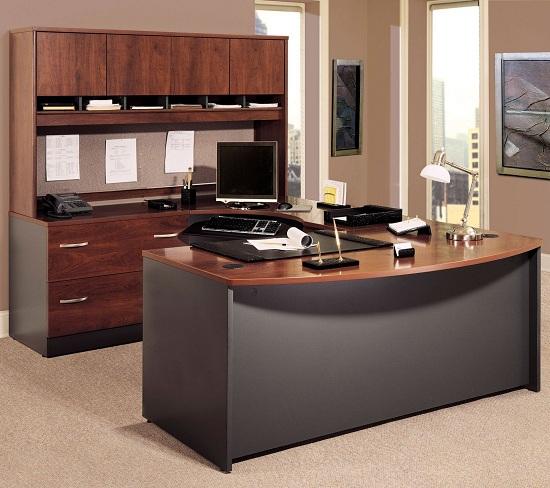 U Shaped Office Table