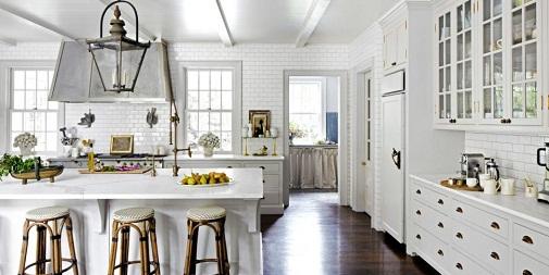 Dutch Style Kitchen