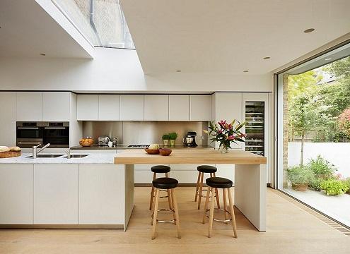 Nordic style Kitchen deisgn