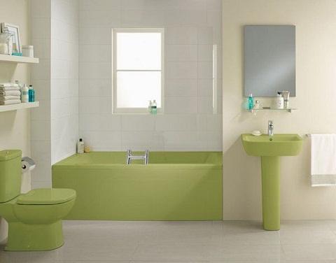 Decent Small Bathroom